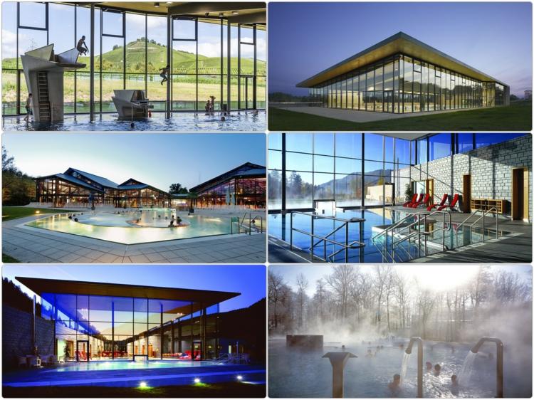 poolbau Sacker Hallenbäder schwimmbad architektur