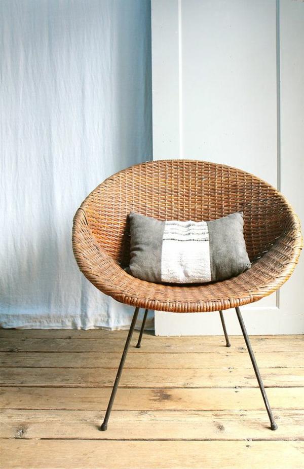 wohnzimmertische modern:rattanmöbel einrichtung wohnzimmer möbel rattan sessel flechtmöbel
