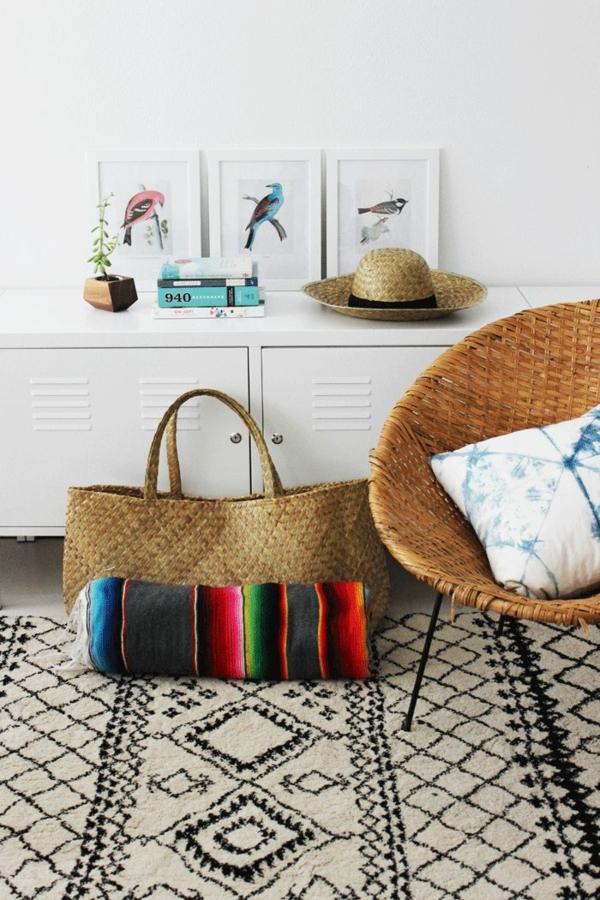 rattanm bel wohnzimmer neuesten design. Black Bedroom Furniture Sets. Home Design Ideas