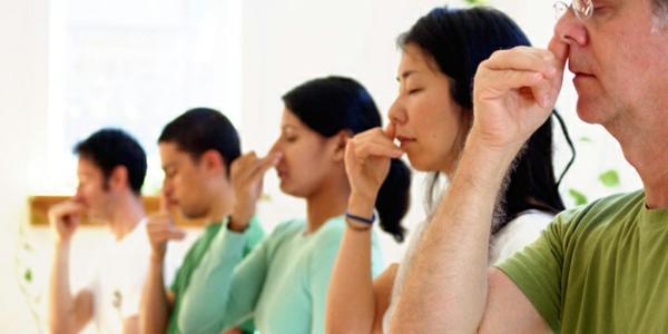 richtiges atmen alternative atmung pranayama