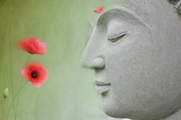richtiges atmen buddha zen gefühl atmung
