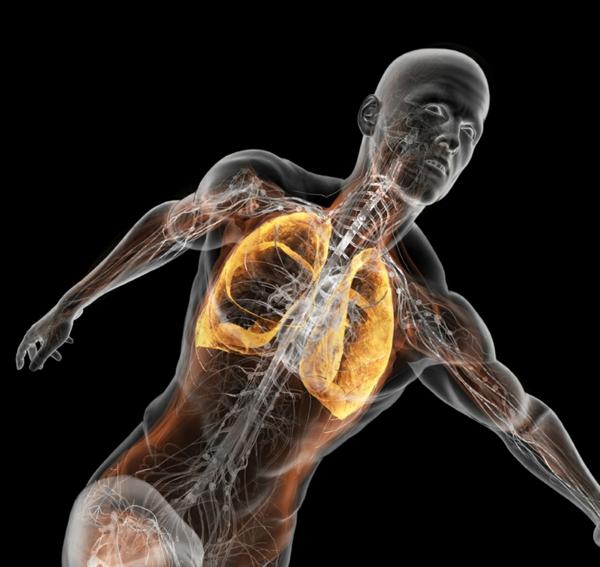 richtiges atmen lungen atmung gesund