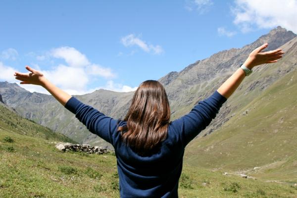 richtiges atmen lungen frische luft natur