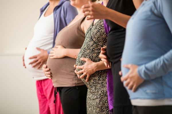 richtiges atmen schwangere gesundheit