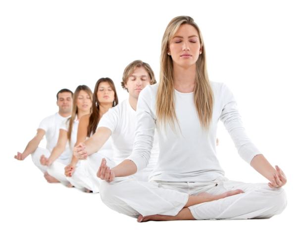 richtiges atmen yoga bauchatmung tief
