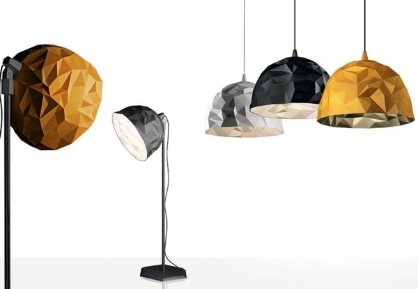 rock lampe Diesel Foscarini unterschiedlich vielfältig
