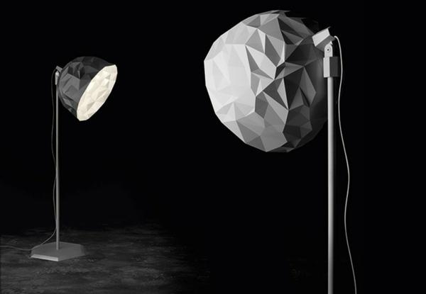 Designer lampen die nicht nur licht ausstrahlen - Coole stehlampen ...