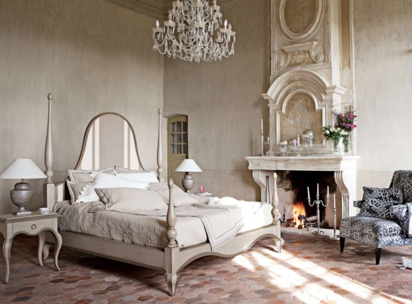 shabby chic schlafzimmer wollen sie mehr romantik und. Black Bedroom Furniture Sets. Home Design Ideas