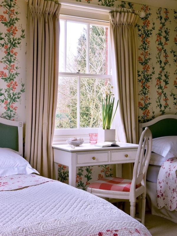Shabby Chic Schlafzimmer - Wollen Sie mehr Romantik und Gemütlichkeit?