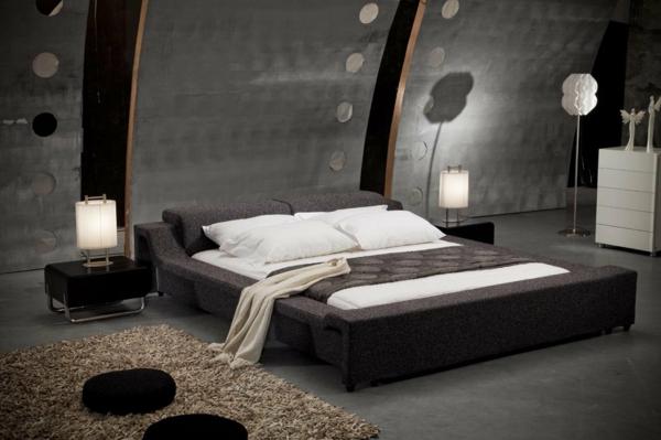 Schlafzimmer Teppiche: Design : Kuhfell Teppich Wohnzimmer