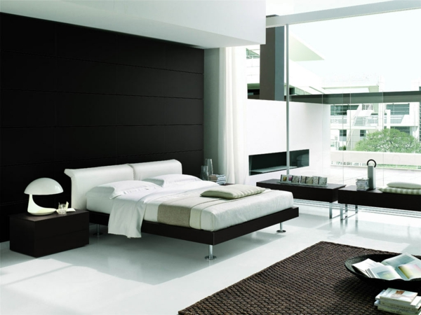 schlafzimmer gestalten mit fototapete. Black Bedroom Furniture Sets. Home Design Ideas