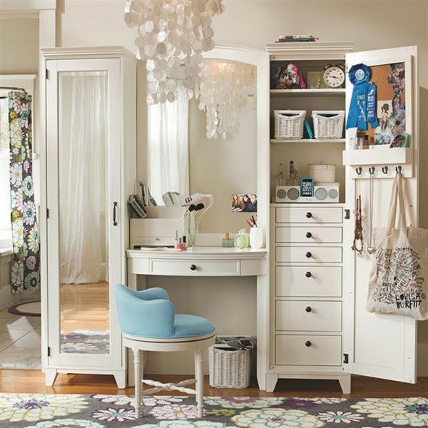 Toilettentisch Design Schlafzimmer Möbel Set Schminktisch ...