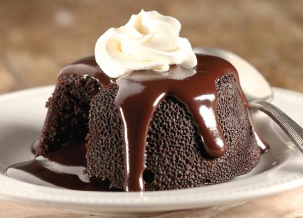schokoladenkuchen kuchen verzieren ideen desserts
