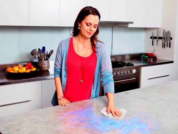 selbstmotivation putzen küche tipps und tricks