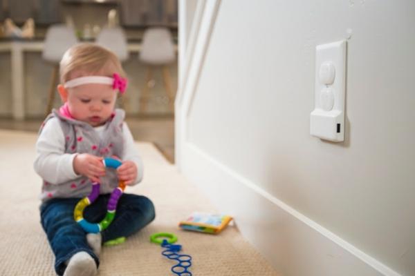 steckdose und usb ladegerät gadgets SnapPower kindergesichert