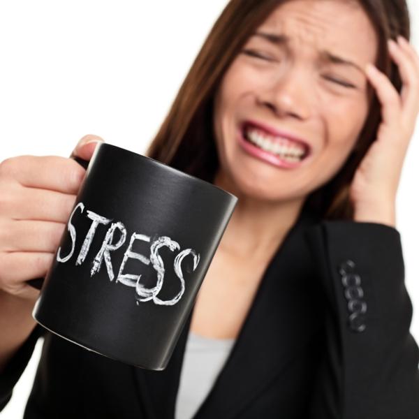 stress am arbeitsplatz nerven balance