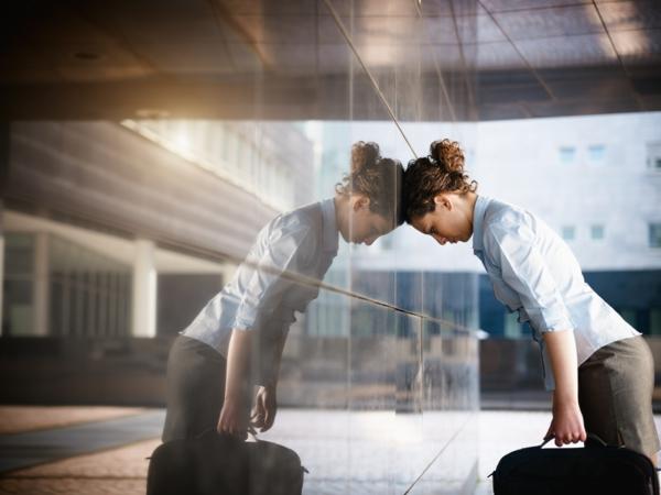 stress am arbeitsplatz verzweiflung überforderung