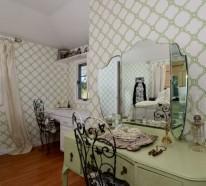 Einrichtungsideen schlafzimmer landhausstil - Designer betonmoebel innen aussen ...