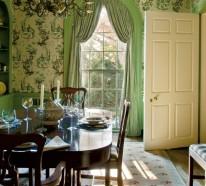 Tapeten Landhausstil Frische Ideen Wie Sie Die Wande Verkleiden
