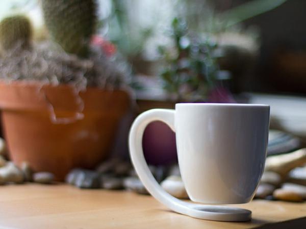 kaffeetasse bilder komplett weiß