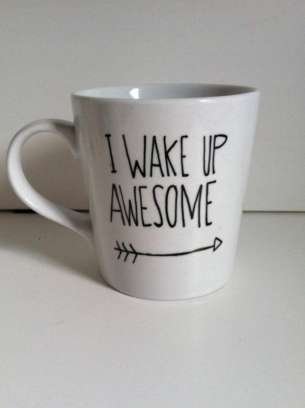 tasse kaffee bilder weiß handschrift ideen