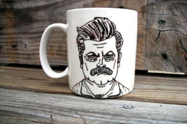 tasse kaffee bilder weiß schwarz gesicht
