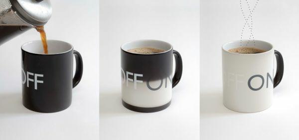 tasse kaffee bilder weiß schwarz on off