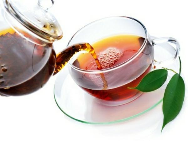 tee wirkung tasse gesund teekanne