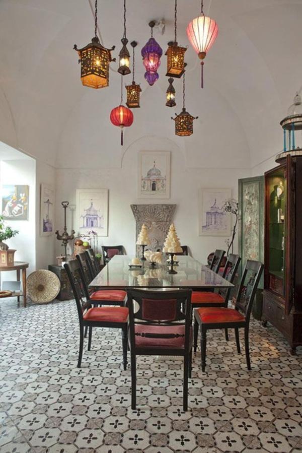 traumhaus insel capri designer Francesco della Femina meritimer stil esszimmer