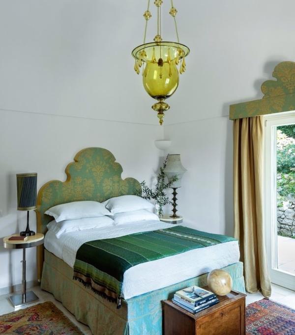 Traumhaus Insel Capri Designer Francesco Della Femina Schlafzimmer Ideen  Maritimer Stil