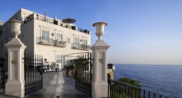 traumhaus insel capri hotel meeraussicht