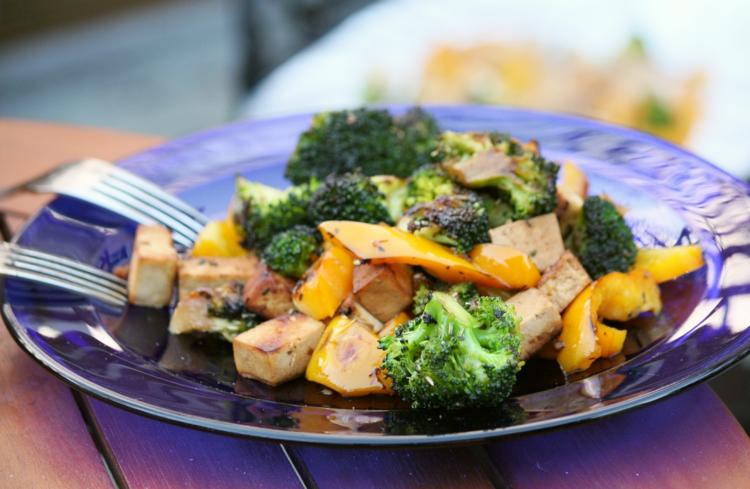 vegan grillen rezepte mit gemüse veganer speiseplan