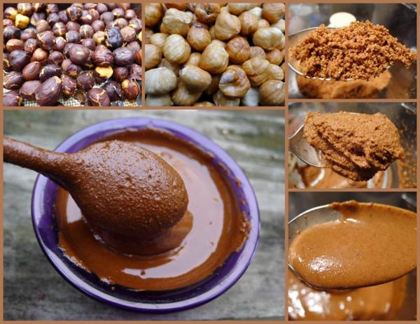 vegane schokolade haselnüsse erdnüsse