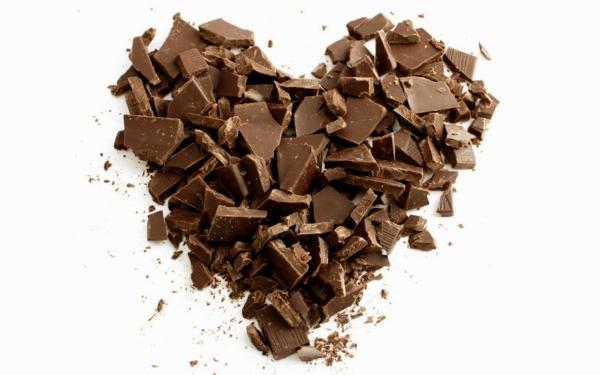 vegane schokolade liebe süß