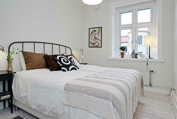 vintage möbel schlafzimmer einrichtung fensterbank deko
