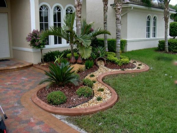 Gestaltung Vorgarten