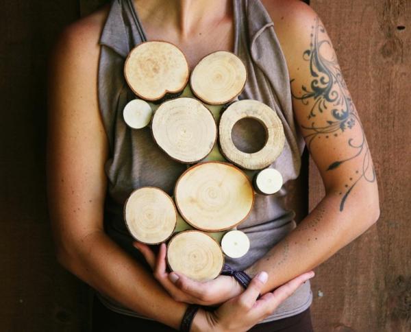 ;Messerbrett aus Holz selber machen   Anleitung
