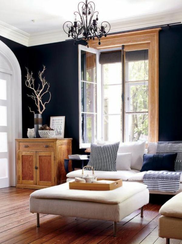 das wanddesign ideen f r eine sch ne wandgestaltung. Black Bedroom Furniture Sets. Home Design Ideas