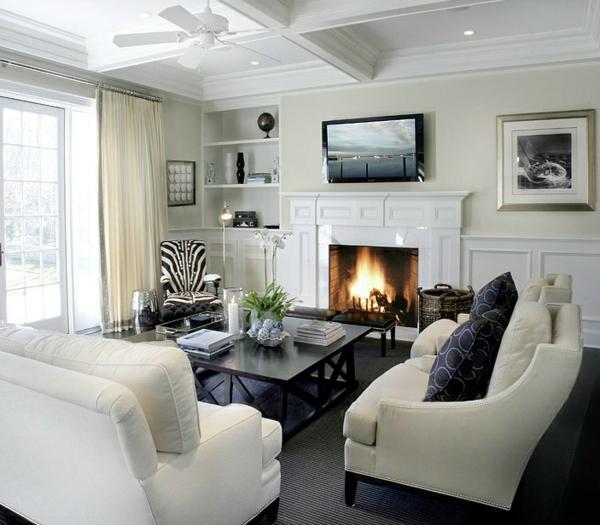 Das wanddesign ideen f r eine sch ne wandgestaltung for Wanddesign wohnzimmer