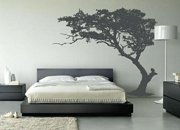ideen schlafzimmer wand – abomaheber, Deko ideen