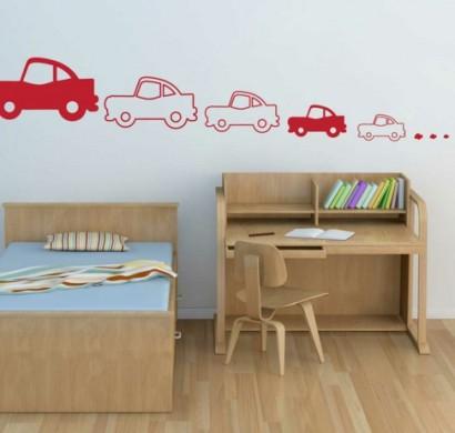 Wandtattoos Kinderzimmer - Lassen Sie die Wände sprechen...