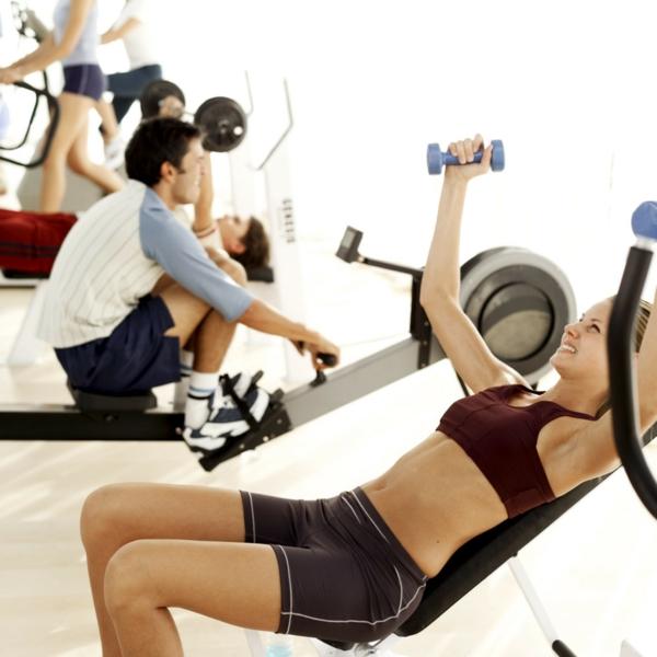 was ist Aerobes Training sport und fitness arm übungen