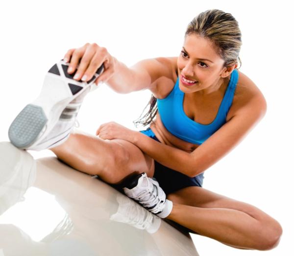 was ist Aerobes Training sport und fitness ausdehnung übungen