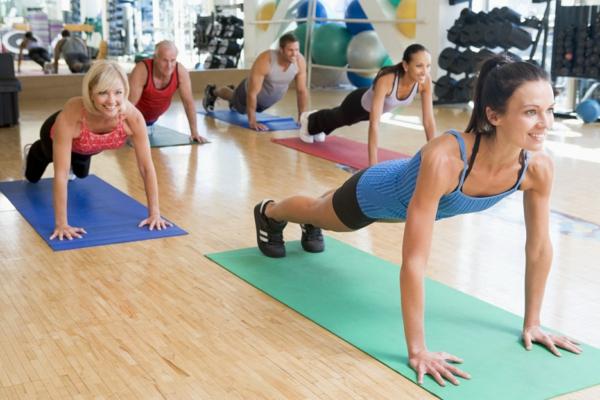 was ist Aerobes Training sport und fitness programme