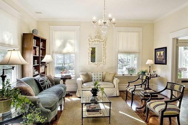 wohnzimmer design holländische möbel sisalteppich