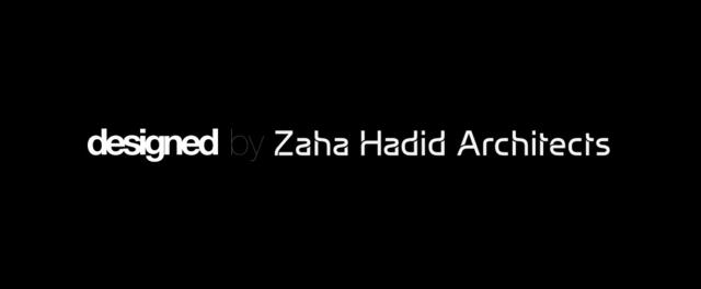 zaha hadid architektur logo design wasserhahn armatur