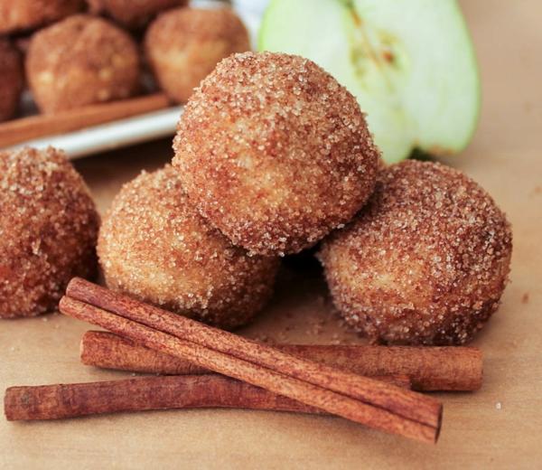 zimt gesund donuts rezept kochen