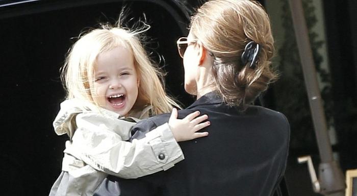 Angelina Jolie Kinder Vivienne Jolie Pitt