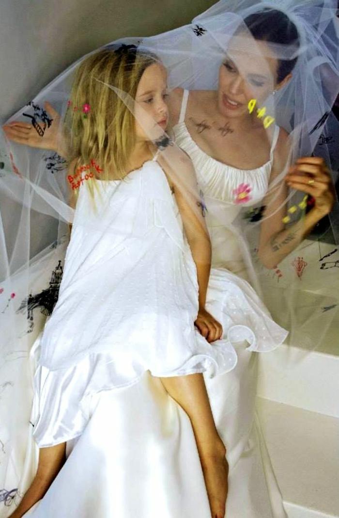 Angelina Jolie Kinder hochzeitstag hochzeitstag