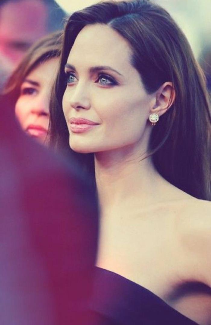 Angelina Jolie Kinder und familie